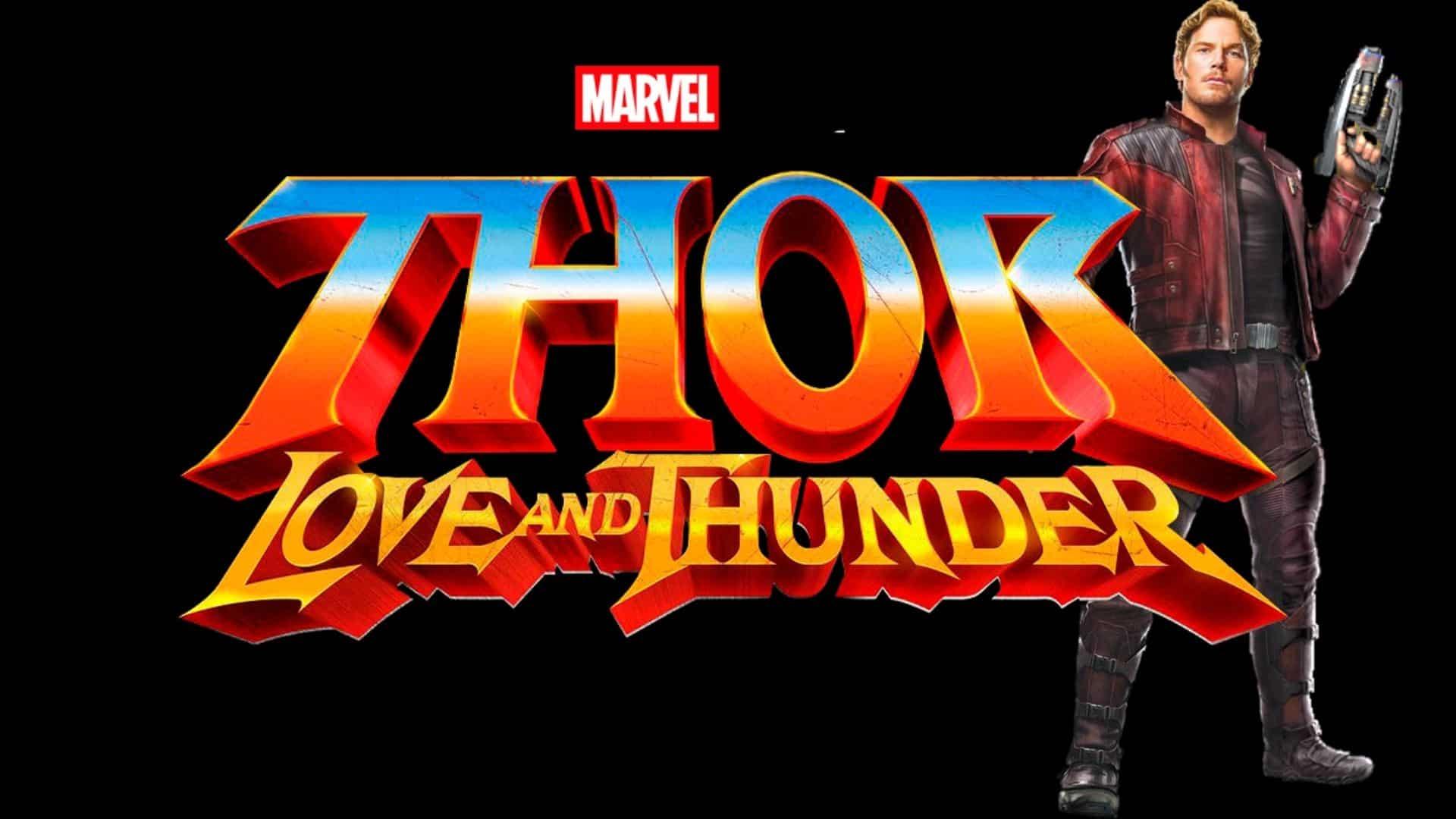 Thor: Love and Thunder - Chris Pratt nel cast del film Marvel