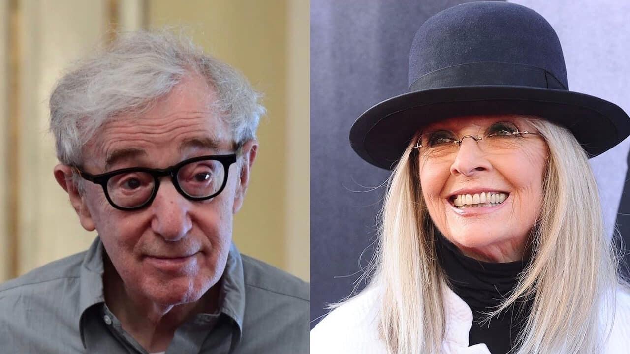 Woody Allen e Diane Keaton - cinematographe.it