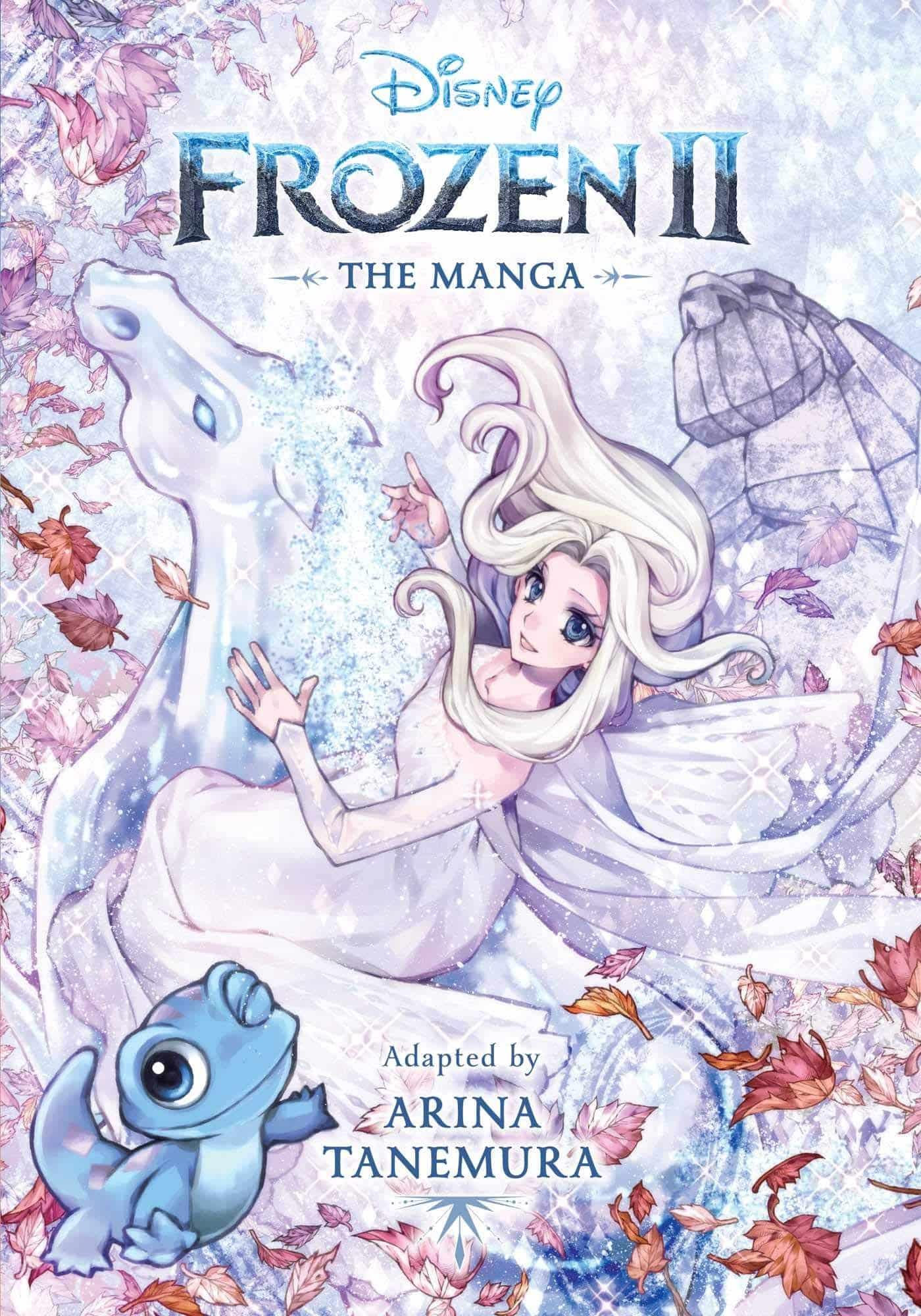 frozen 2 manga, cinematographe.it
