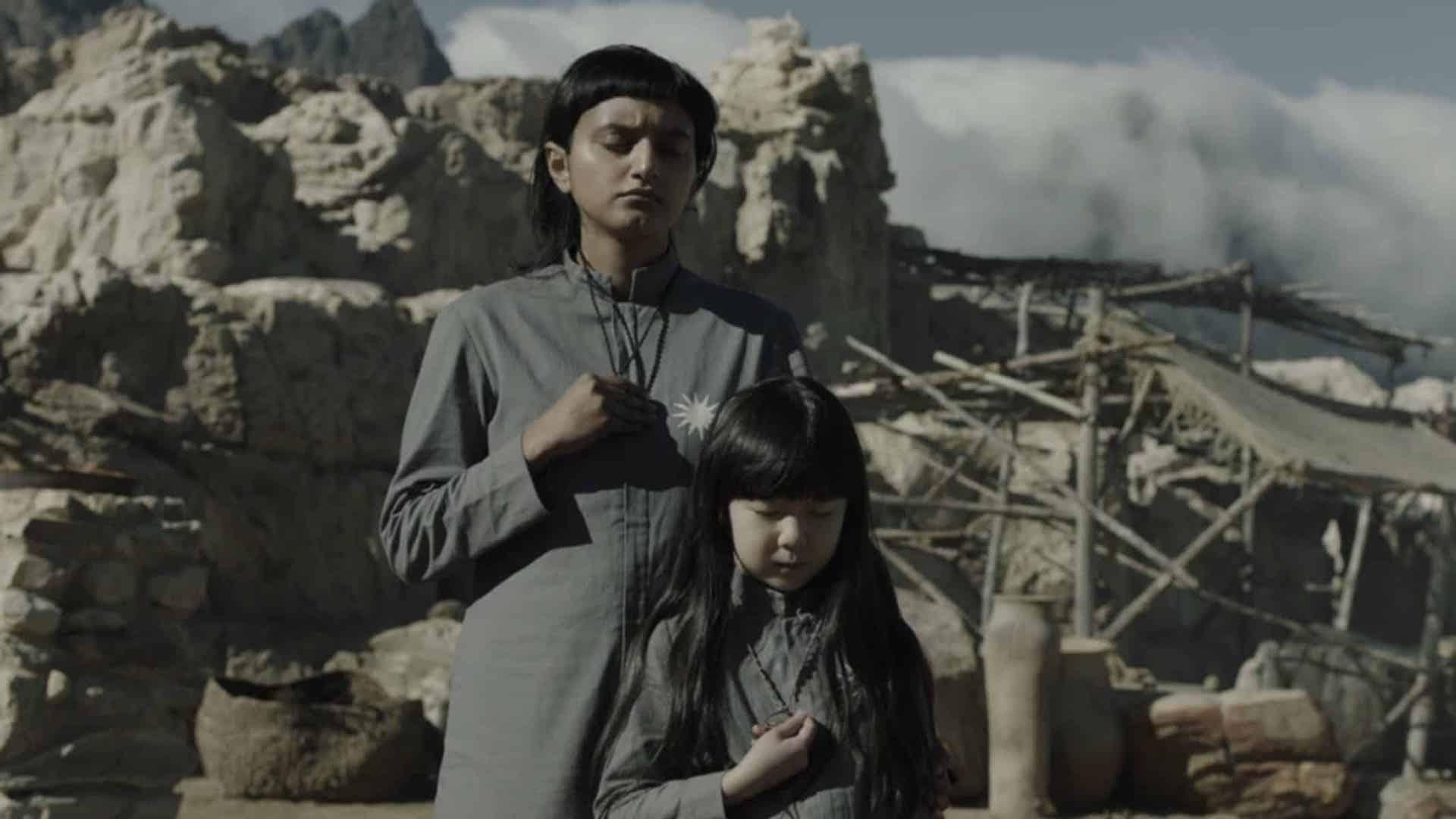 Aasiya Shah raised by wolves cinematographe.it
