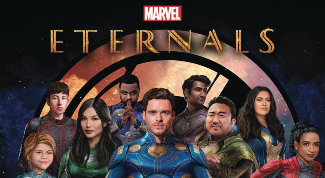 Eternals, cinematographe.it