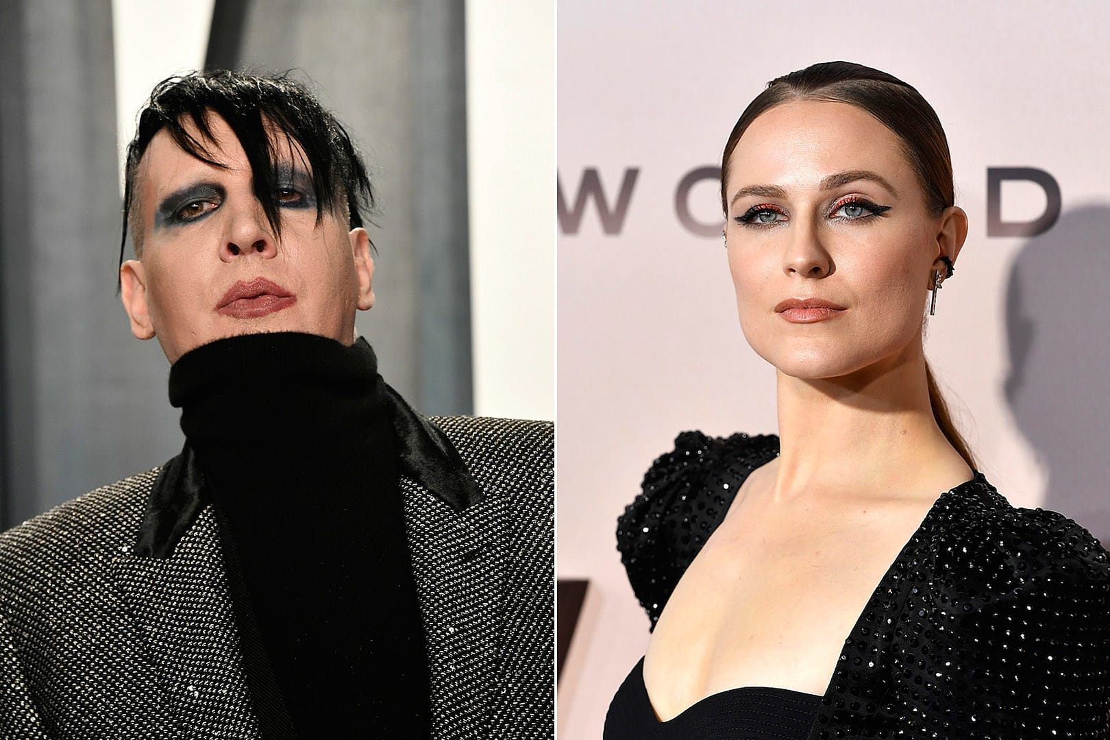 Evan Rachel Wood accusa Marilyn Manson: