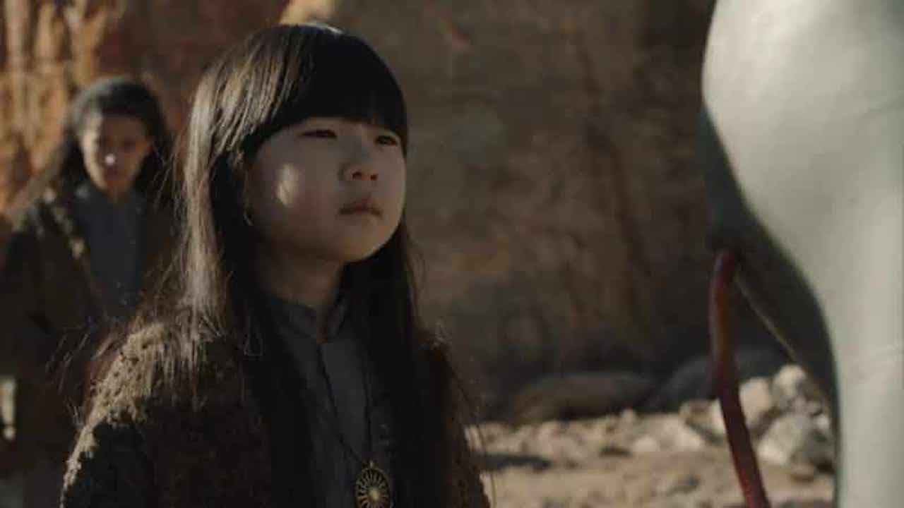 Ivy Wong raised by wolves cinematographe.it