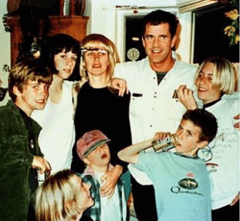 Mel Gibson figli