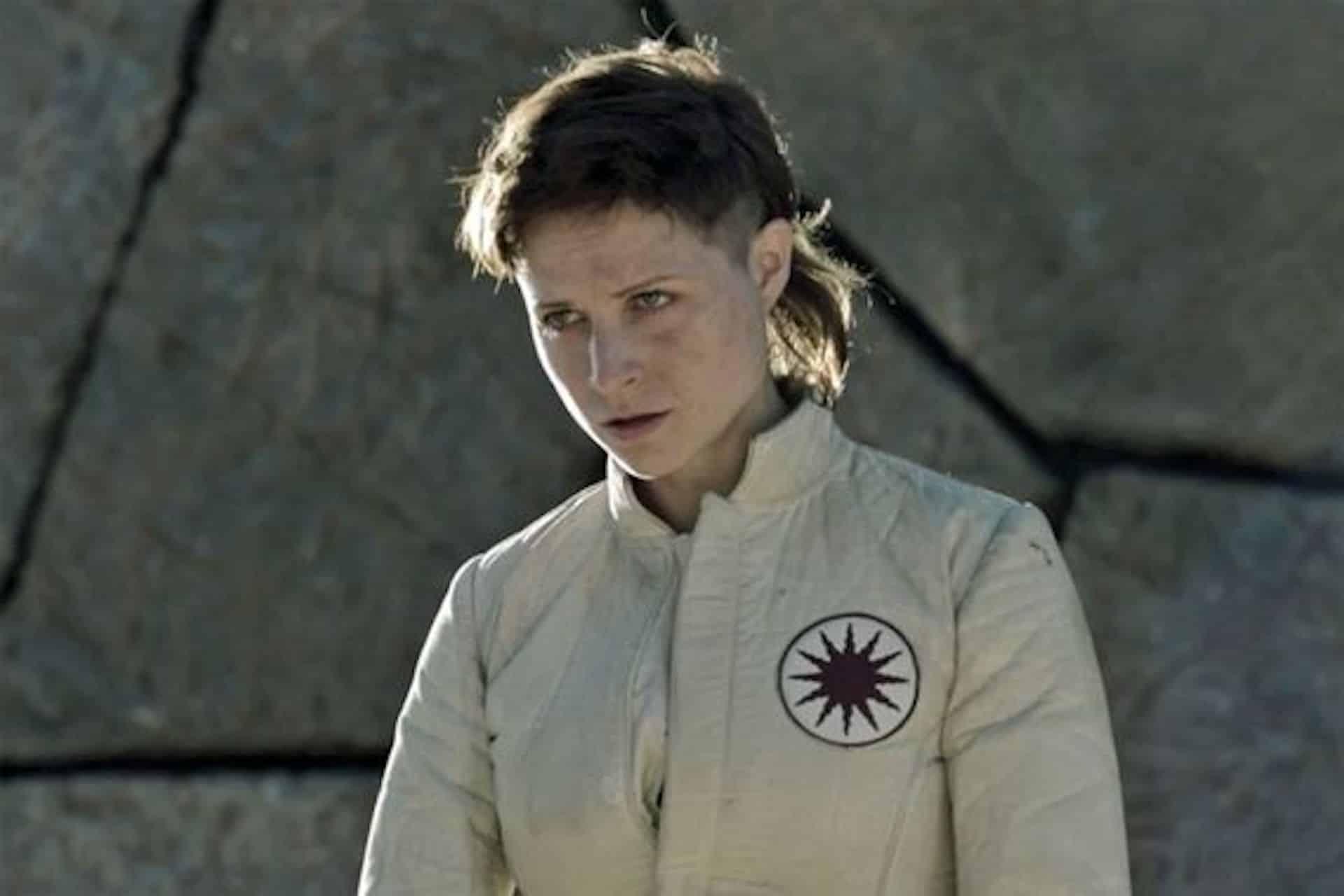 Niamh Algar raised by wolves cinematographe.it