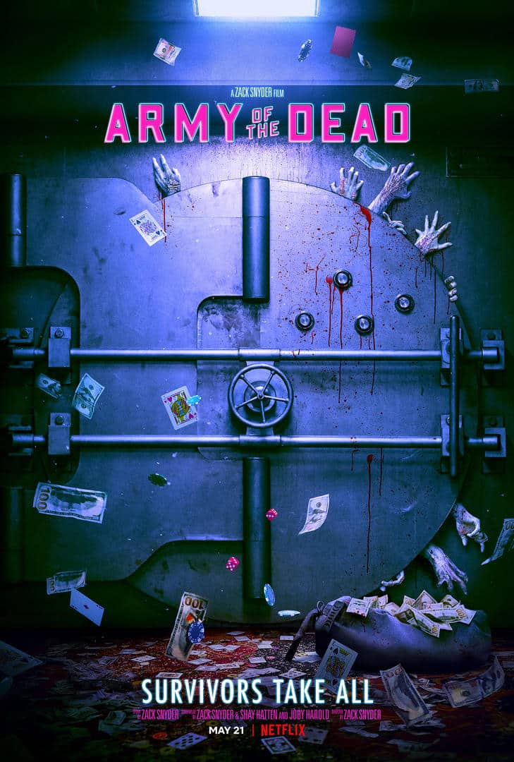 army of the dead, cinematographe.it
