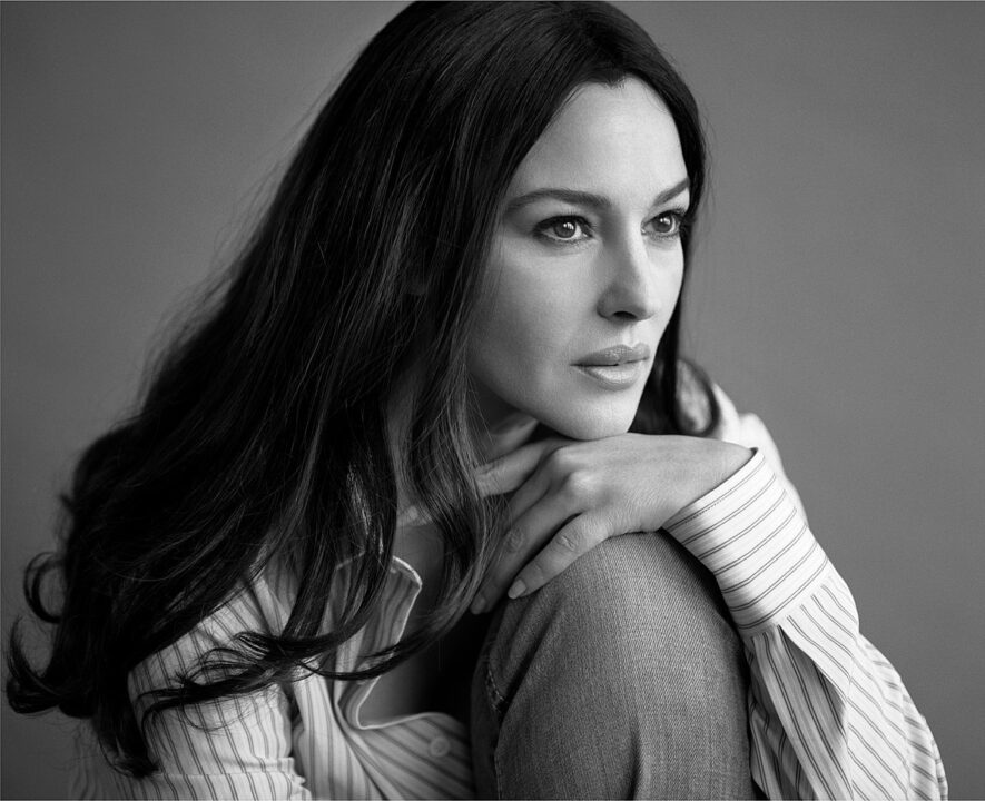 attrice Monica Bellucci
