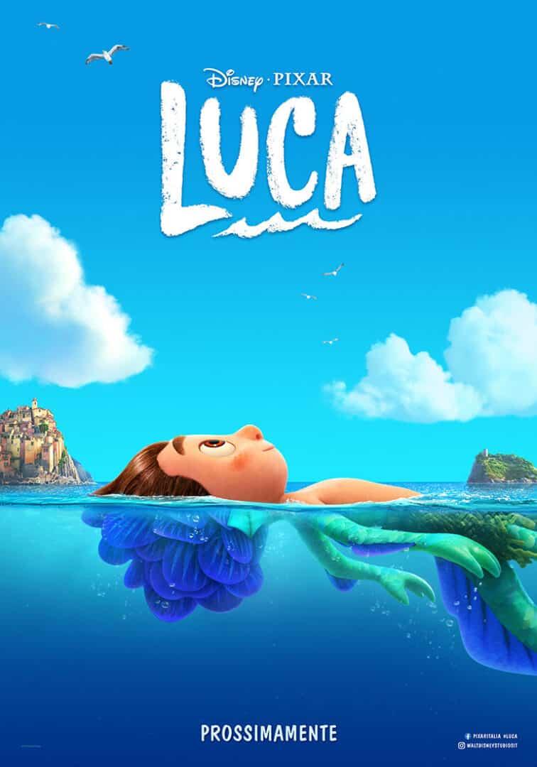 Luca, Poster