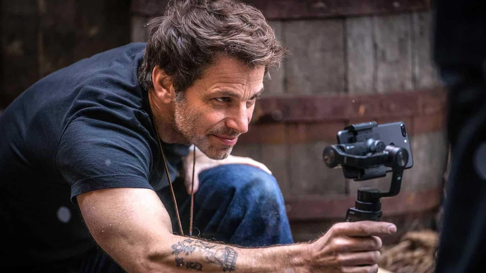 """Zack Snyder: """"Warner Bros. non ha alcun interesse a fare altri film con me"""""""
