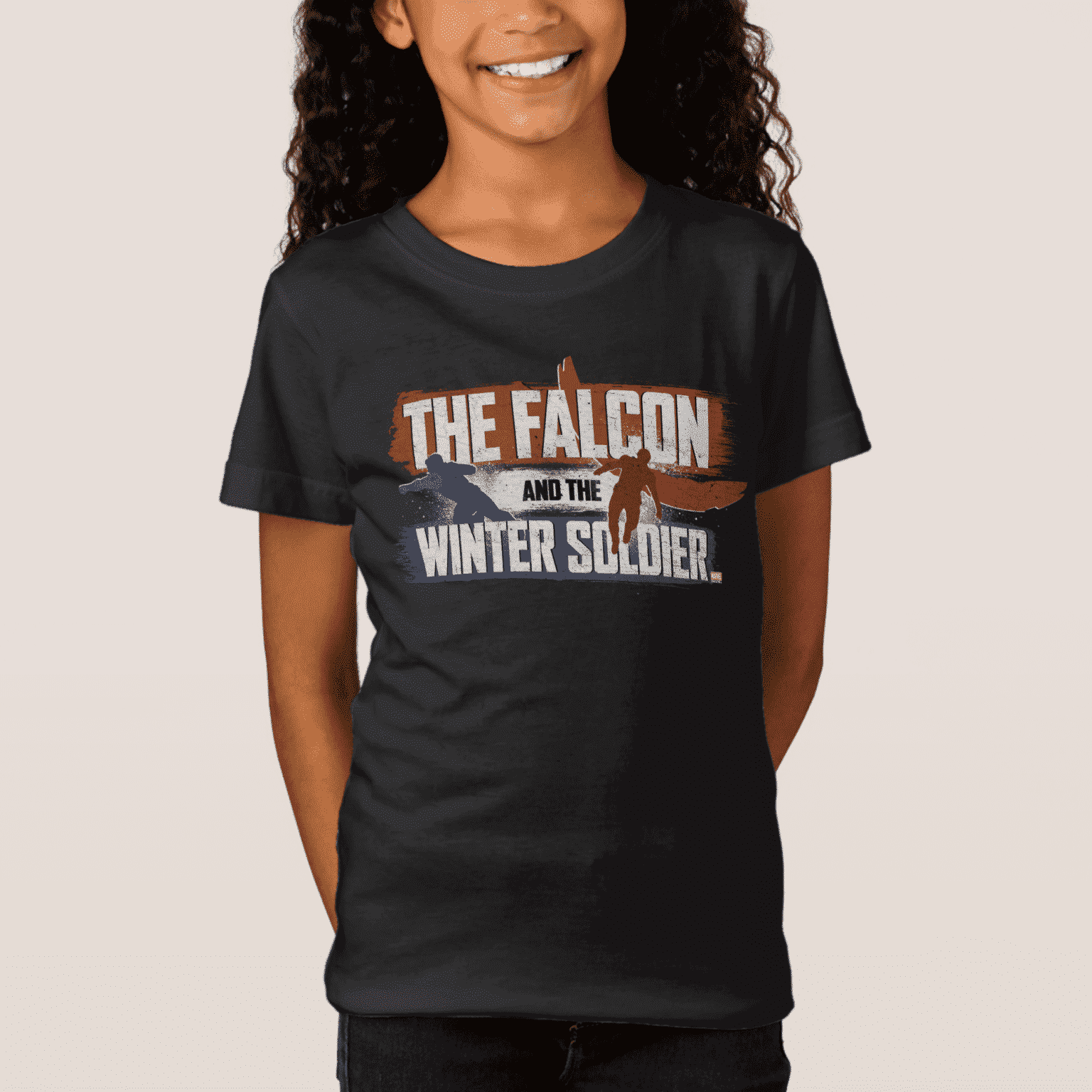 Merchandise The Falcon and the Winter Soldier - cinematographe.it