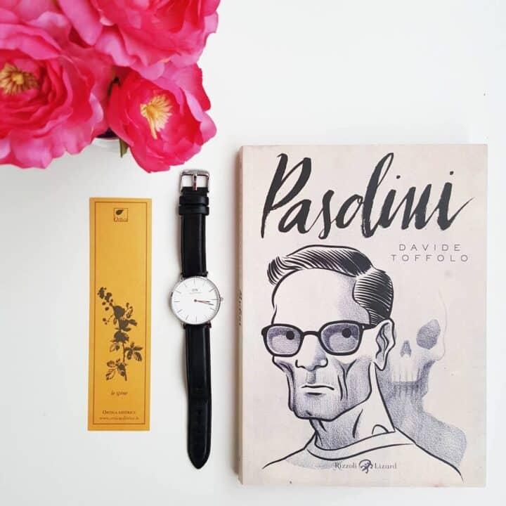 Pasolini, graphic novel di Davide Toffolo