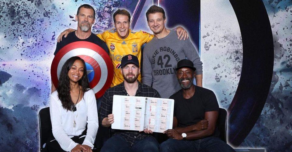 Avengers: Endgame, cinematographe.it