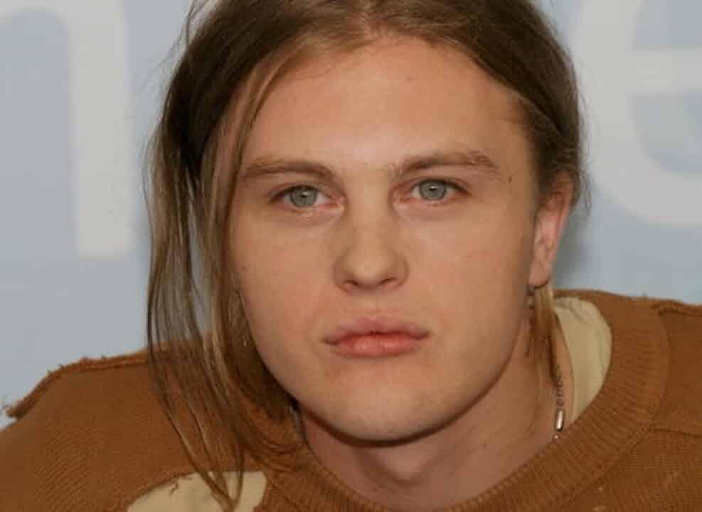 Michael Pitt da giovane