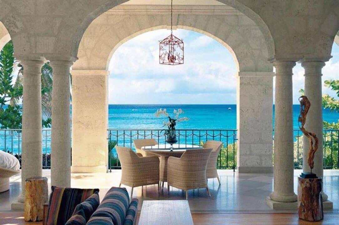 Rihanna Barbados villa