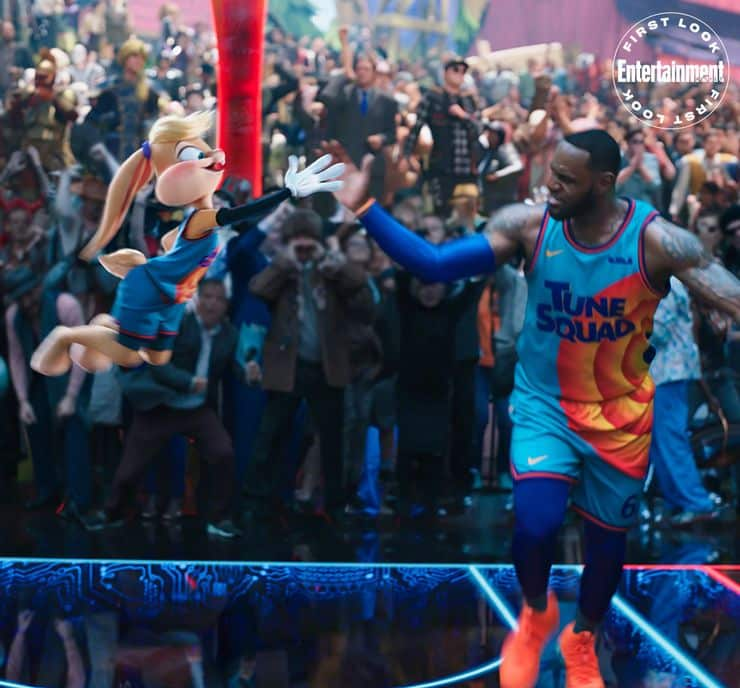 Space Jam: A New Legacy, cinematographe.it