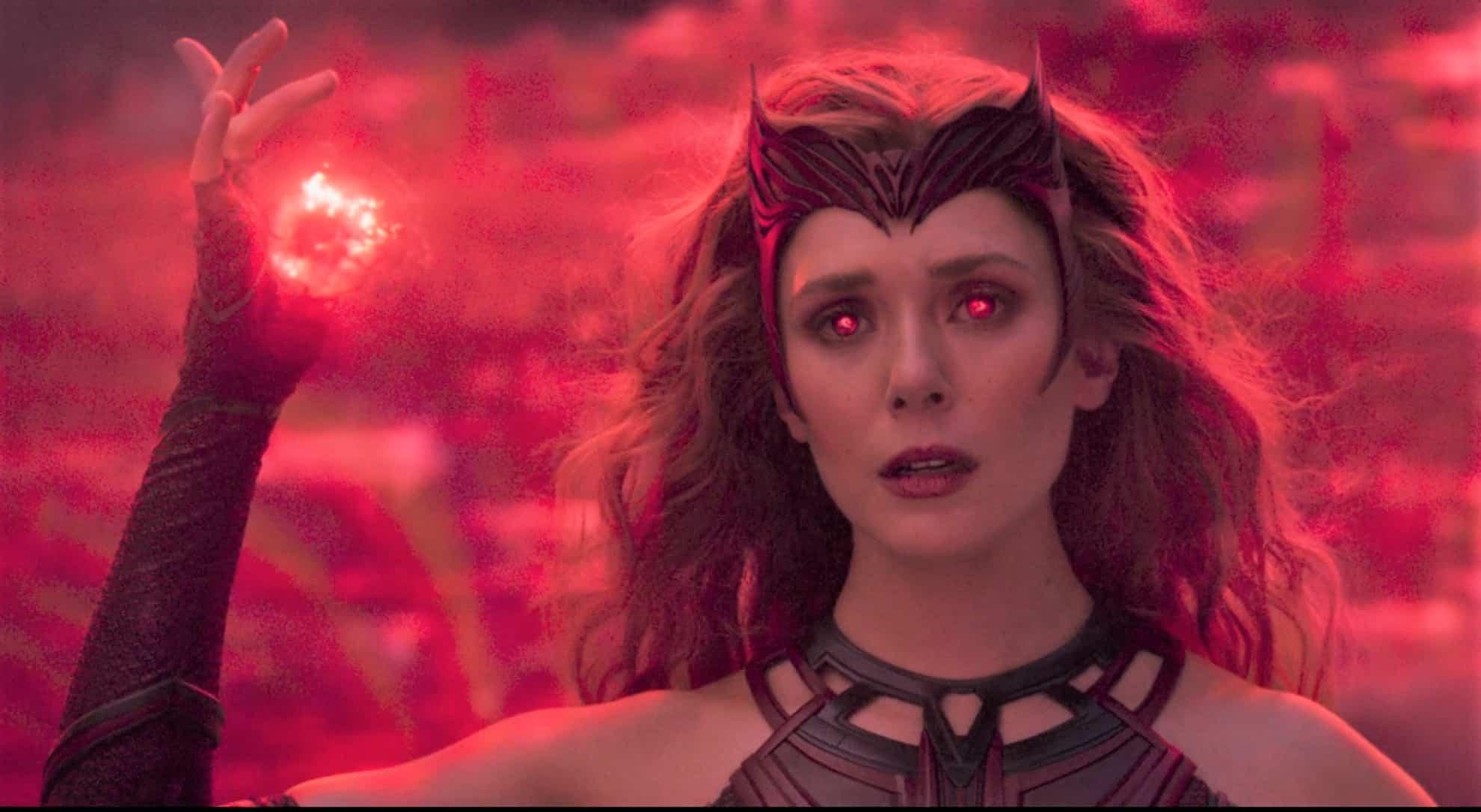 WandaVision: ecco come Scarlet Witch potrebbe distruggere il multiverso