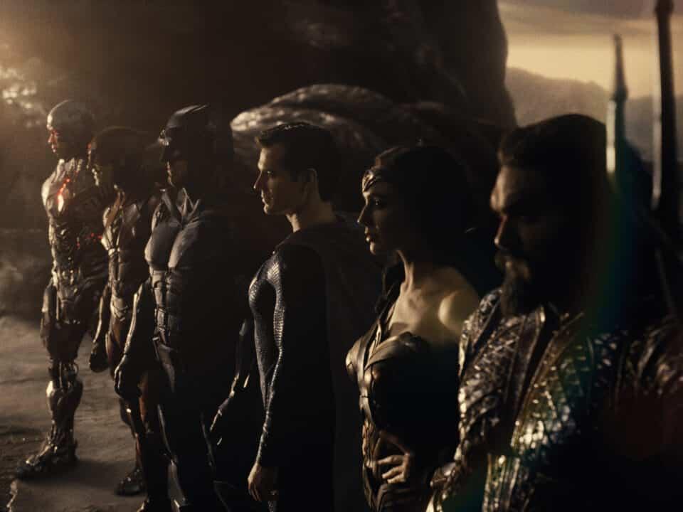 Zack Snyder's Justice League prima assoluta - cinematographe.it