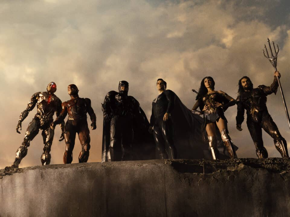 Zack Snyder's Justice League prima assoluta - cinematographe.it