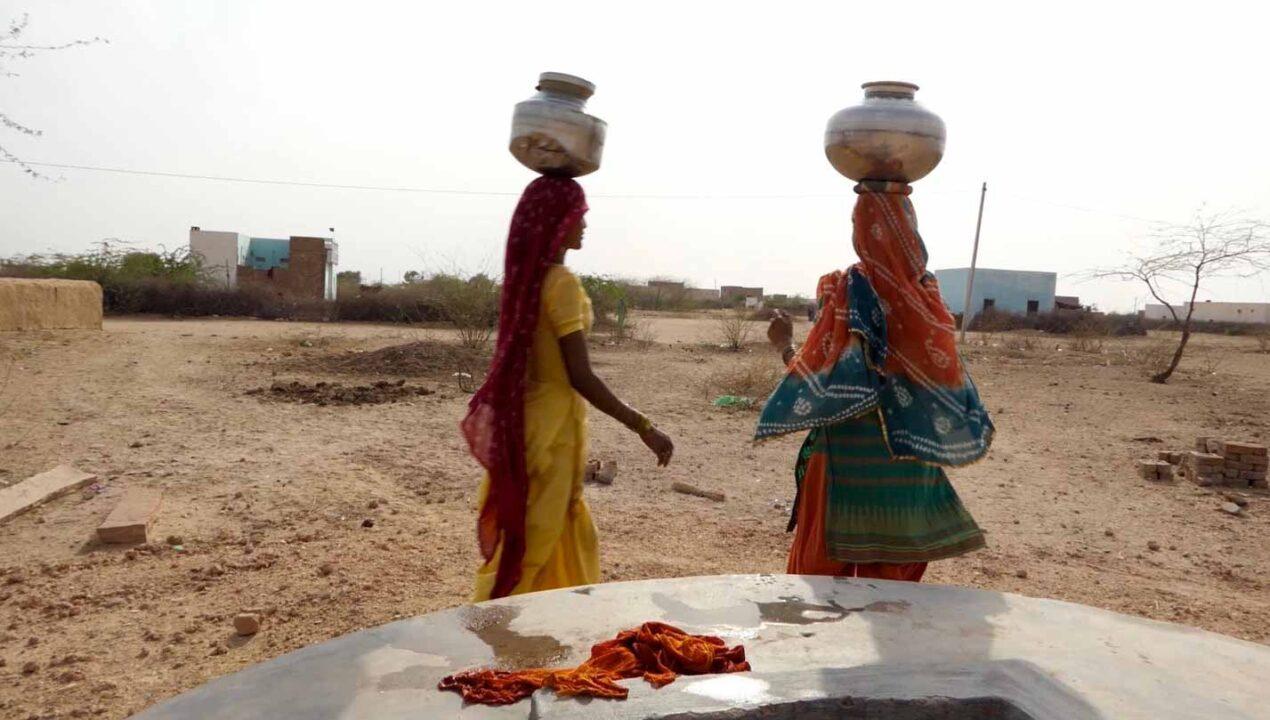 paani of women water