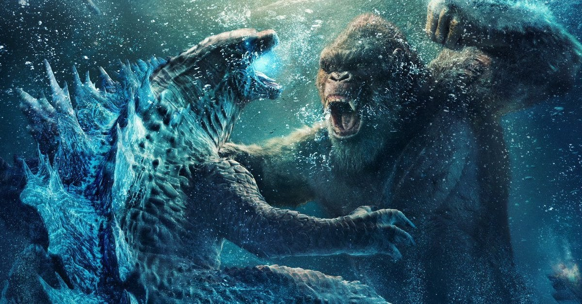 Godzilla vs Kong, cinematographe.it