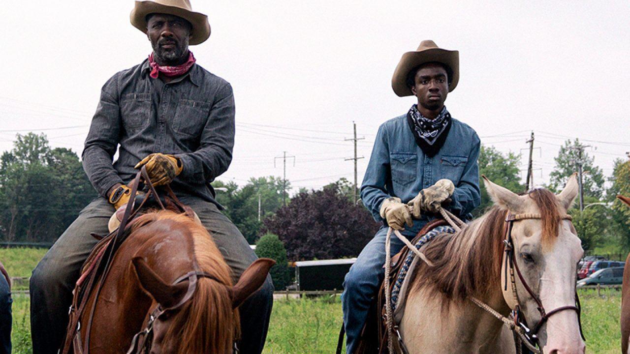 Netflix - Concrete Cowboy