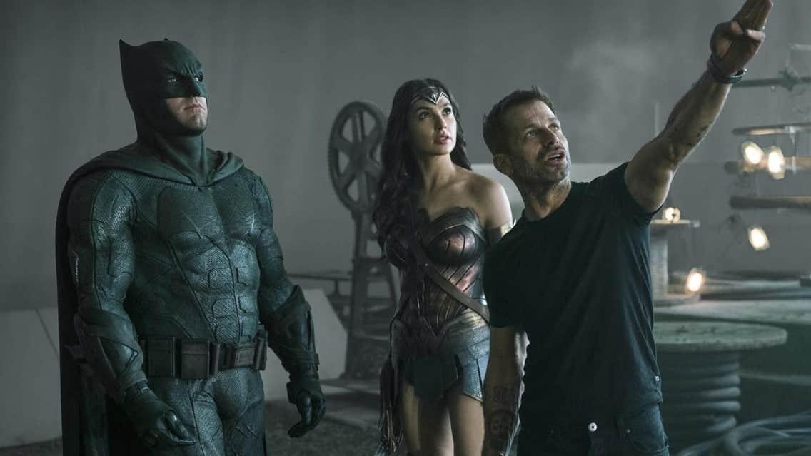 zack snyder's justice league cinematographe.it