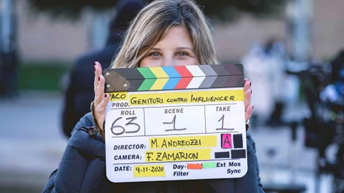 Michela Andreozzi Cinematographe.it