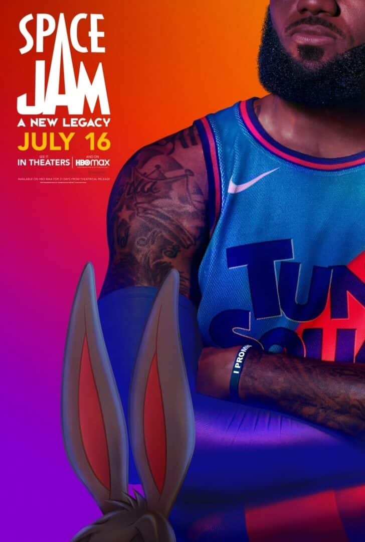 Space Jam: A New Legacy 2