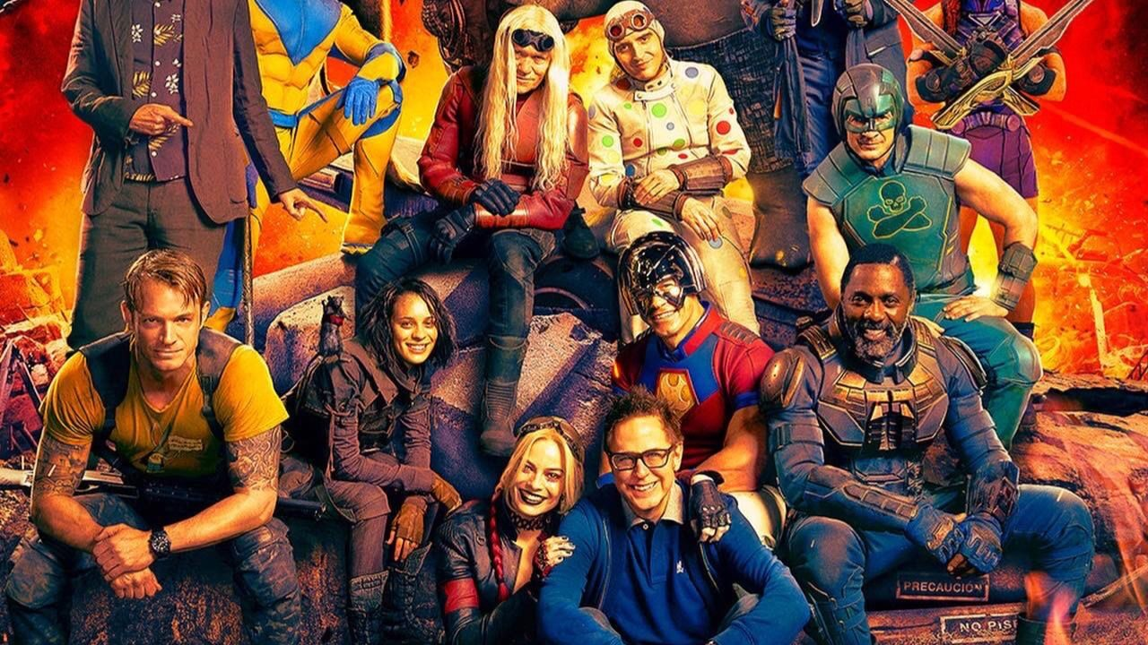 The Suicide Squad; cinematographe.it