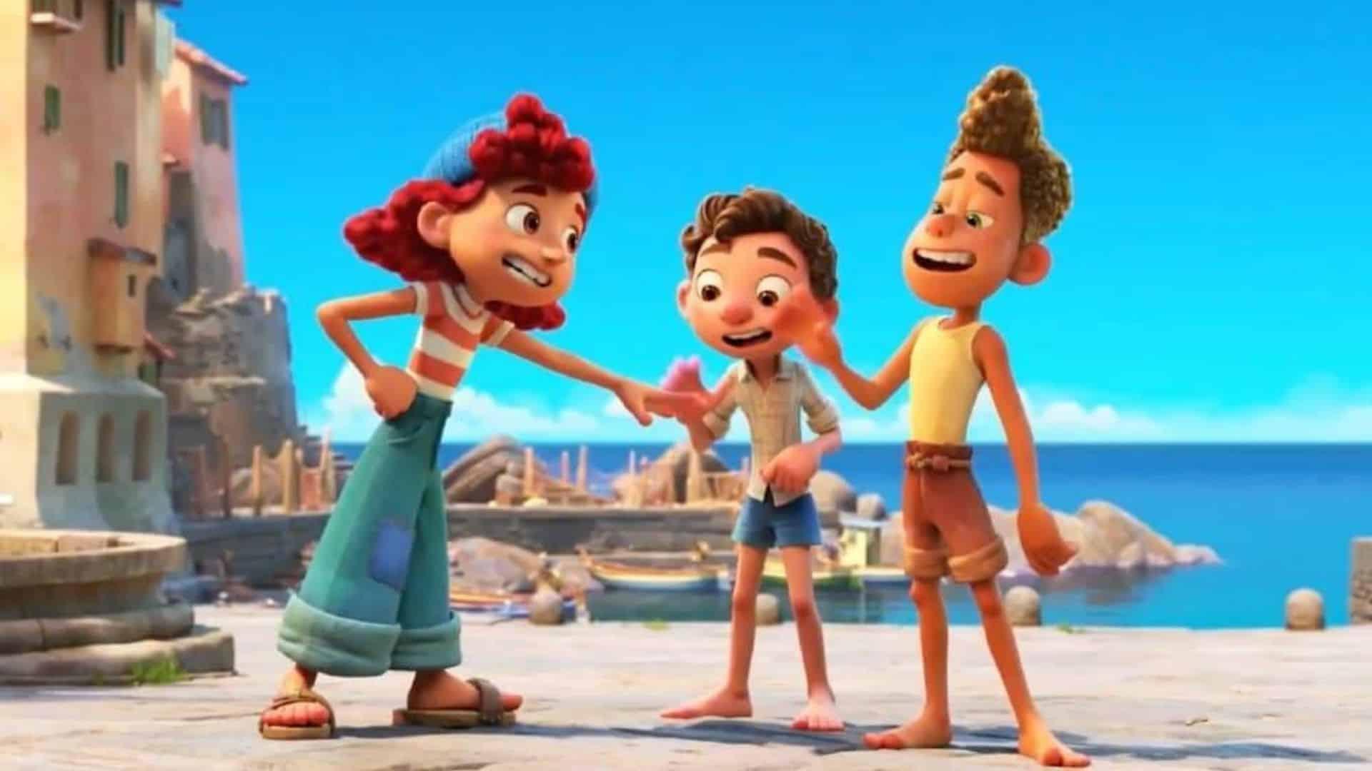 Luca Disney Pixar - Disney+ - cinematographe.it