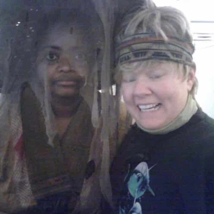 Octavia Spencer e Melissa McCarthy giocano