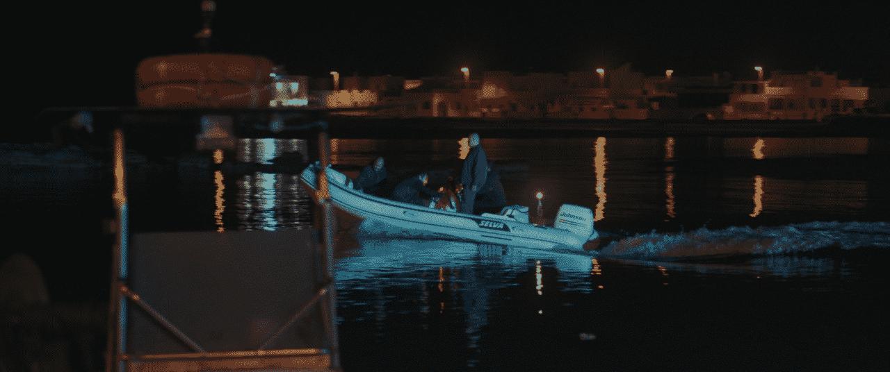 di notte sul mare cinematographe.it