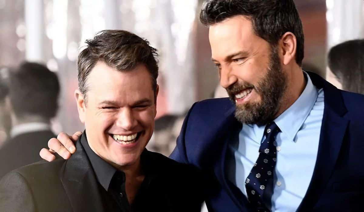 Matt Damon; Ben Affleck; cinematographe.it