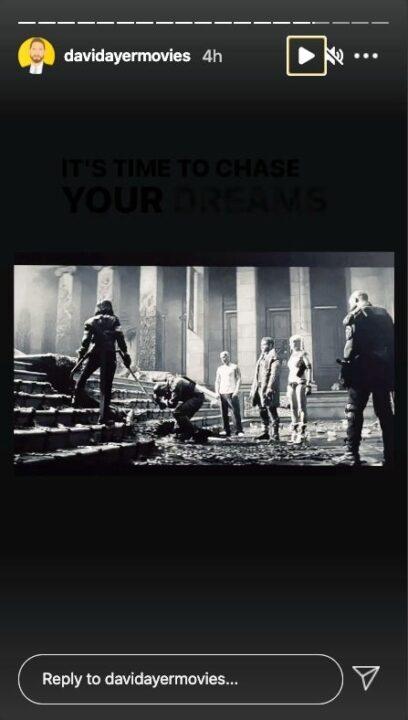 David Ayer The Suicide Squad - cinematographe.it