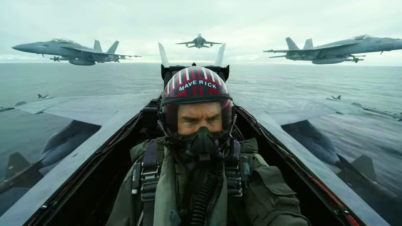 Top Gun: Maverick, Paramount - Cinematographe.it