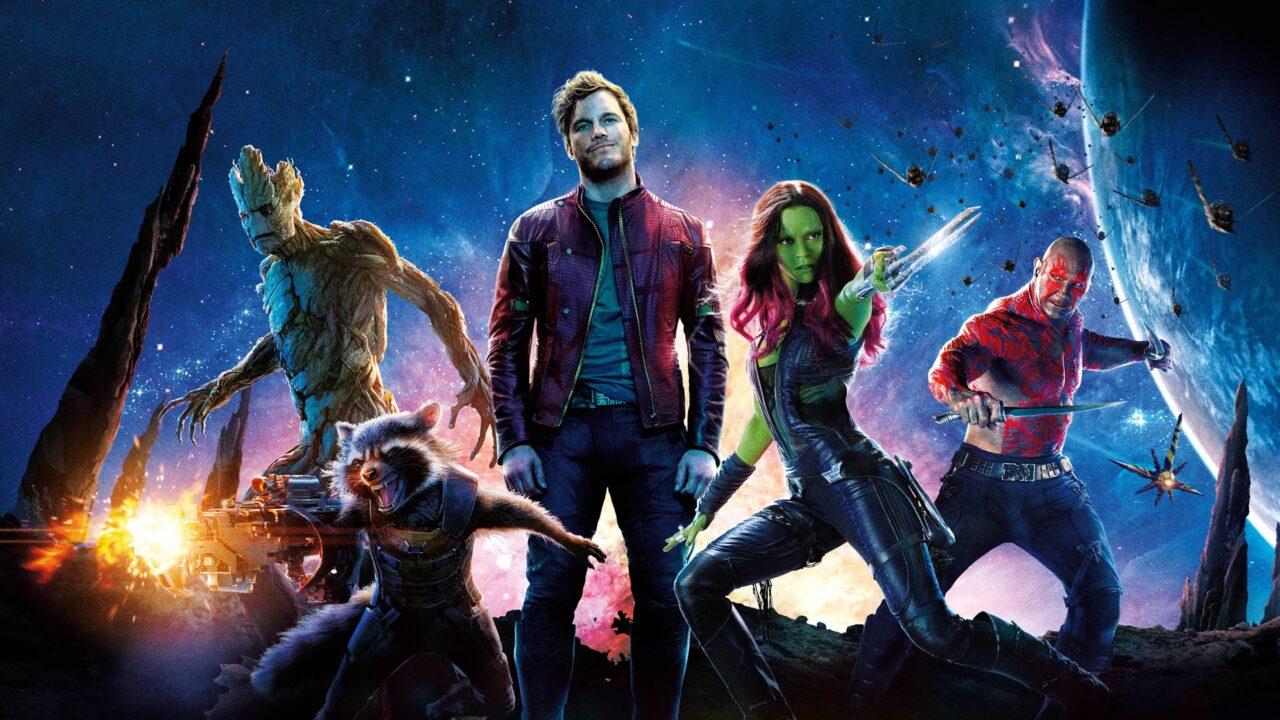 I Guardiani della Galassia; cinematographe.it