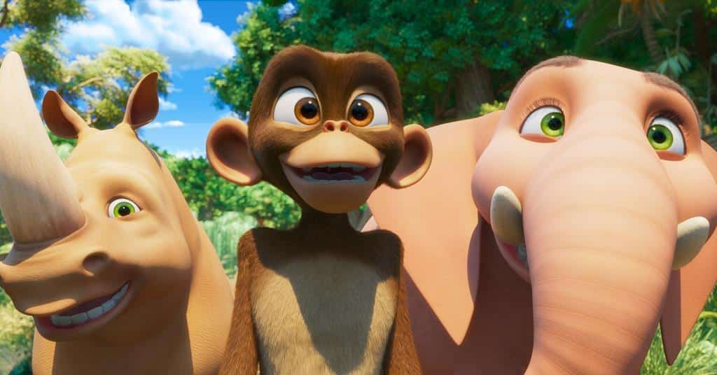 jungle beat the movie cinematographe.it