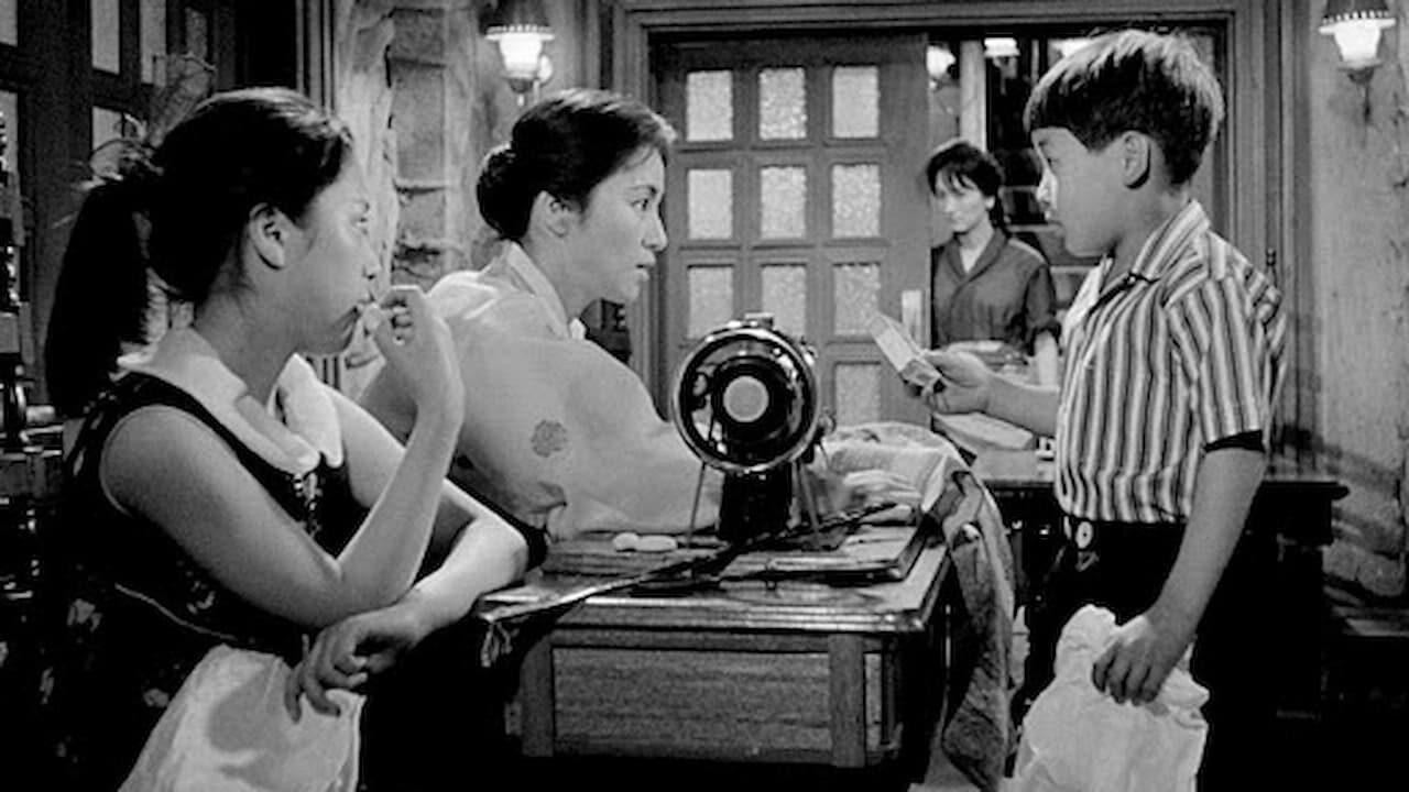 The housemaid, la famiglia, Cinematorgraphe.it