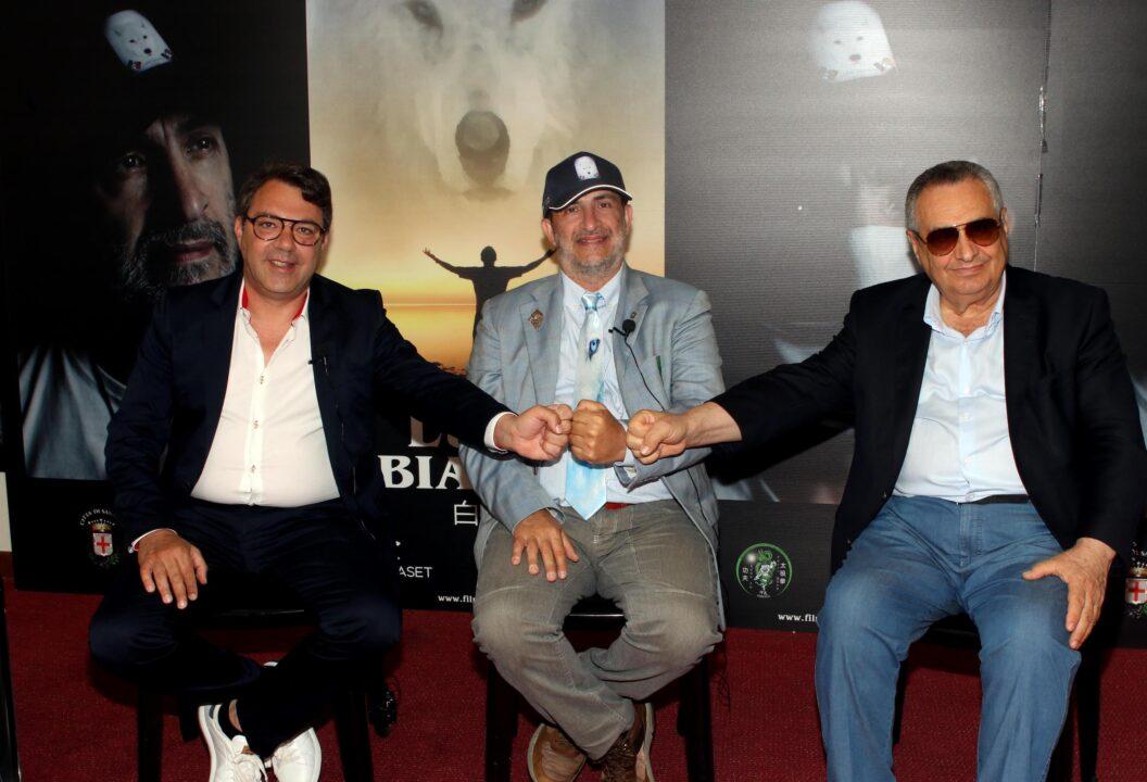 Lupo Bianco cinematographe.it