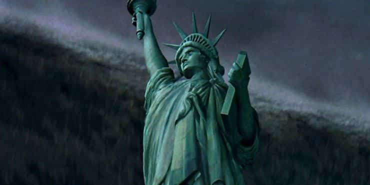 Statua della Libertà; cinematographe.it