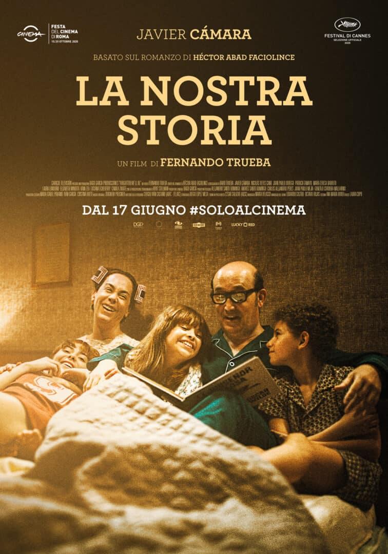 La nostra storia - Cinematographe.it