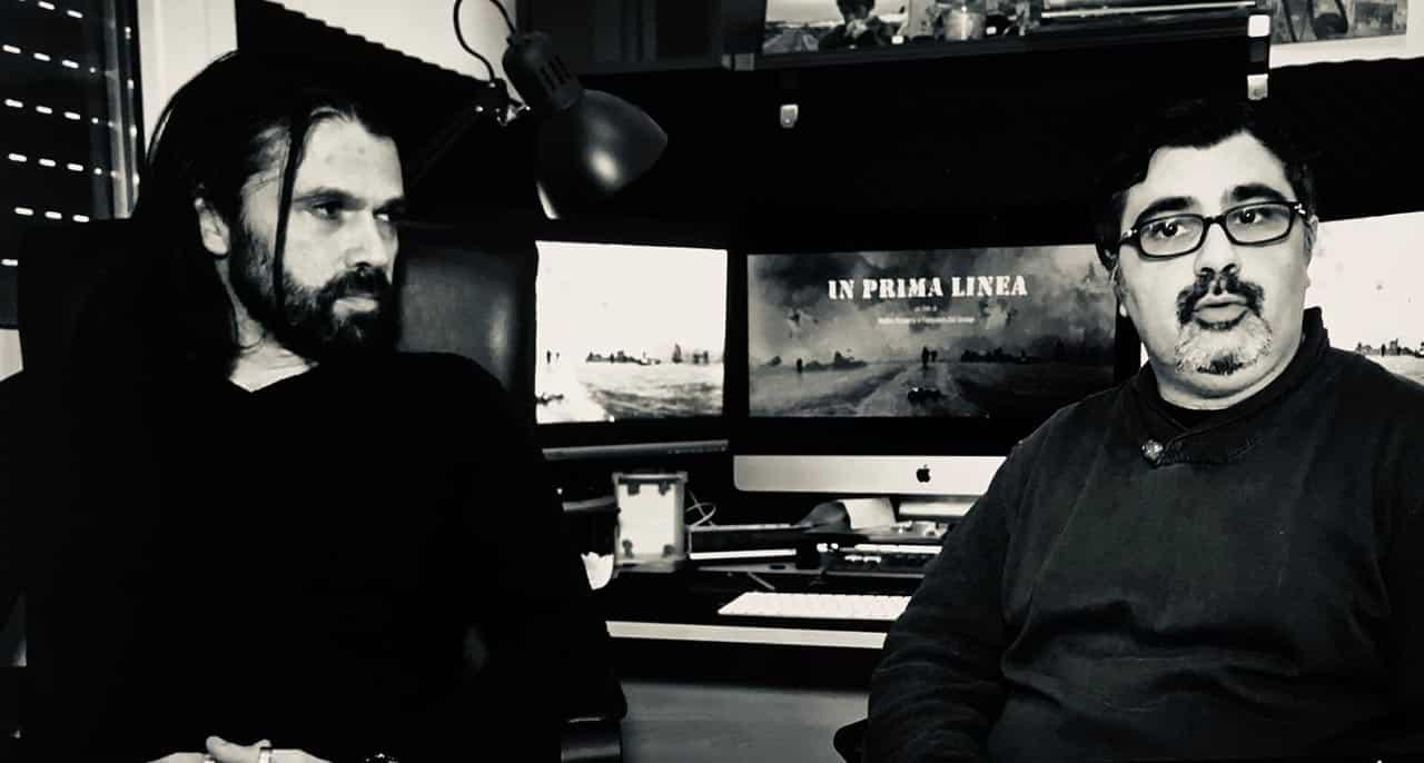 Matteo Balsamo e Francesco Del Grosso, cinematographe.it
