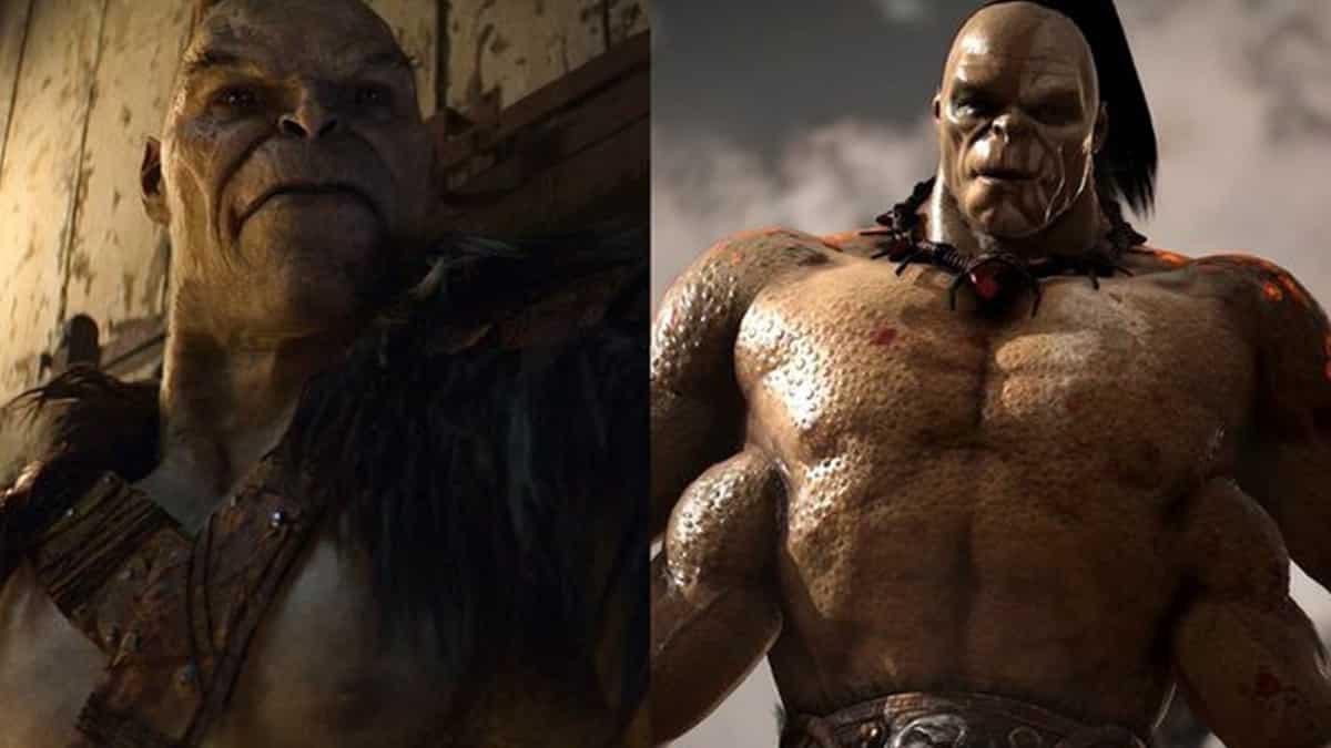 Mortal Kombat Goro Cinematographe.it