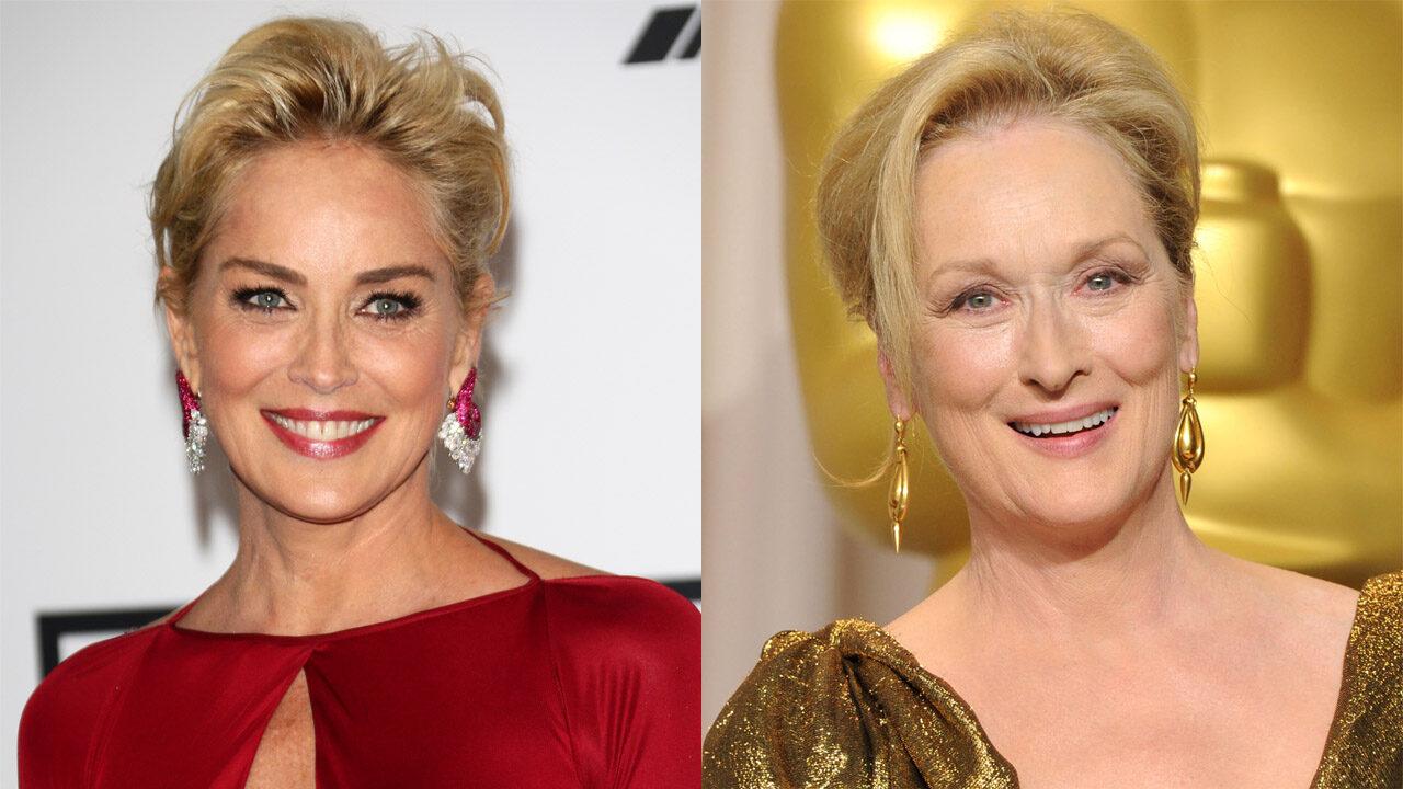 Sharon Stone; Meryl Streep; cinematographe.it