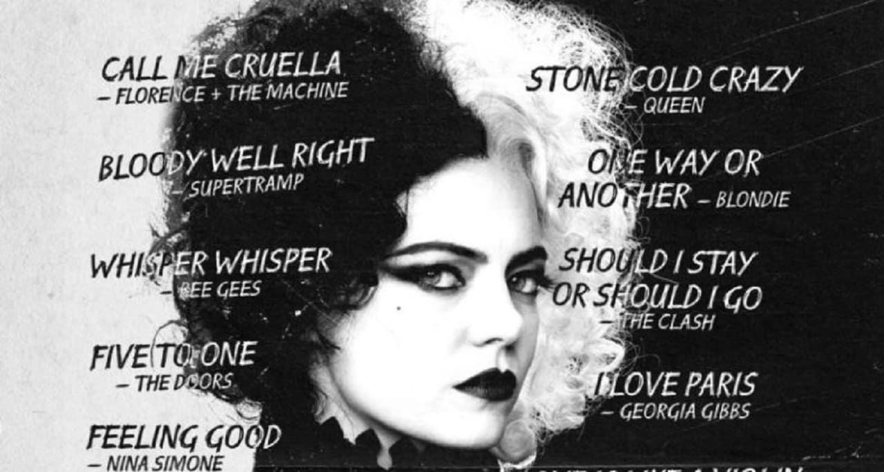 Crudelia colonna sonora Cinematographe.it