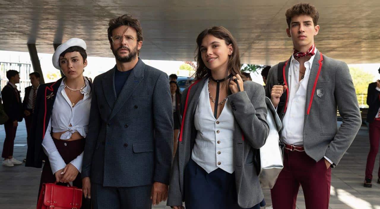 Élite stagione 4, cinematographe.it