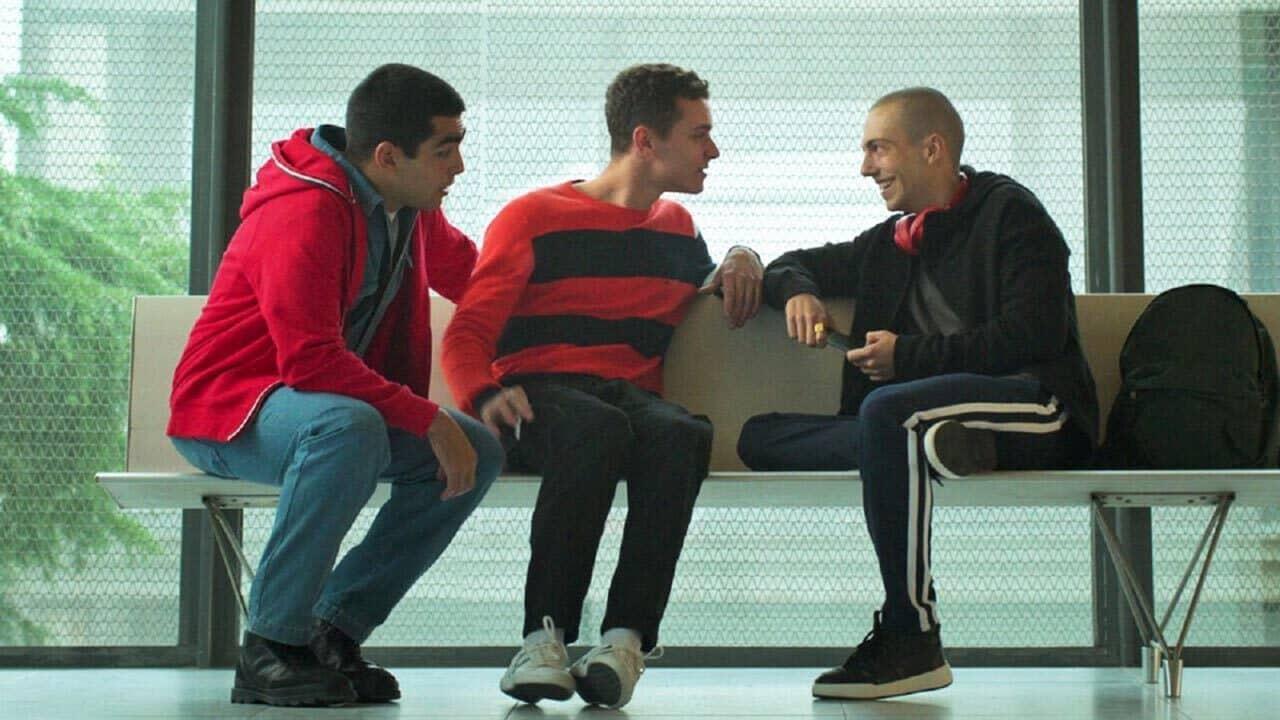 Omar, Ander e Alexis, cinematographe.it