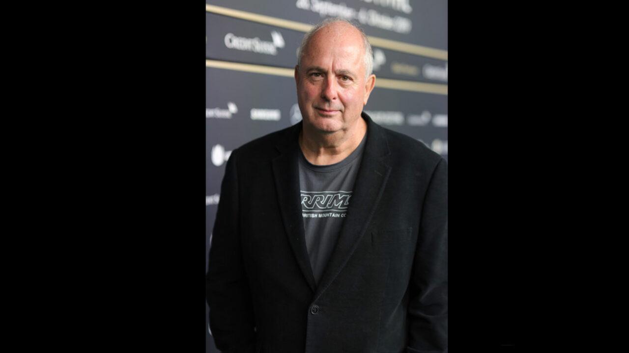 Il regista di Blackbird Roger Michell