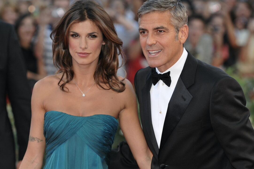 George Clooney ed Elisabetta Canalis