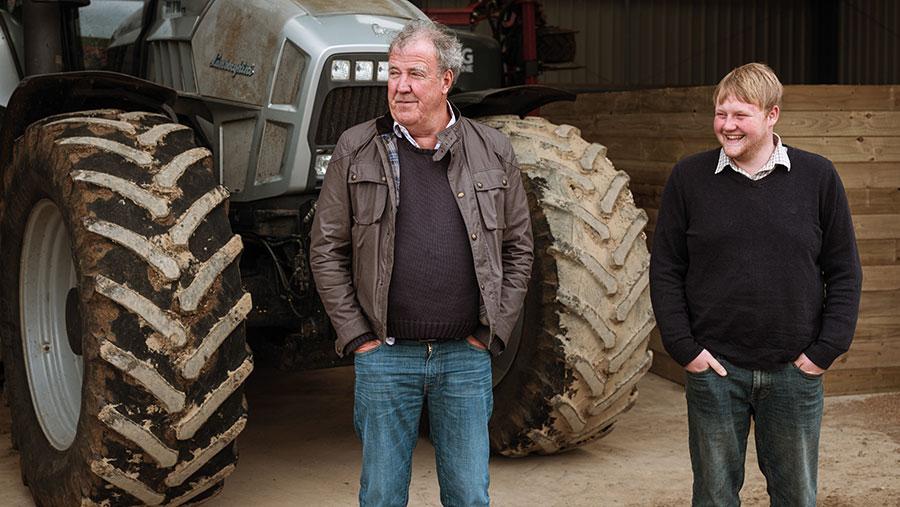 Clarkson's Farm; cinematographe.it